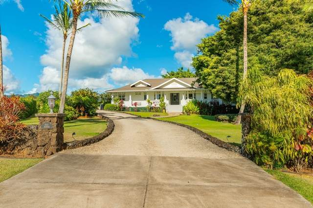 3042 Lauae Pl, Koloa, HI 96756 (MLS #642740) :: Corcoran Pacific Properties
