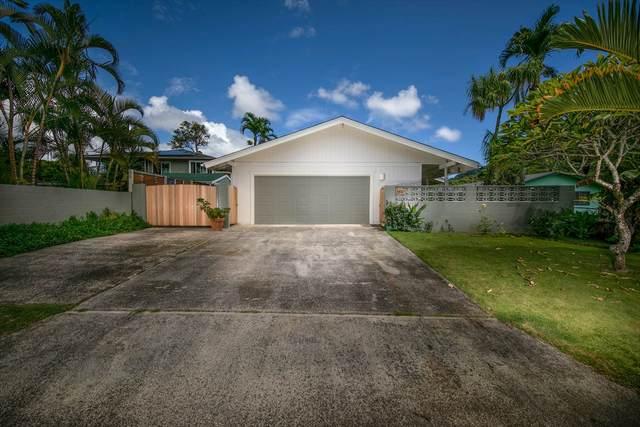 5810 Haaheo St, Kapaa, HI 96746 (MLS #642746) :: Kauai Exclusive Realty