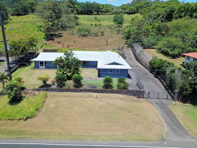 36-2705 Hawaii Belt Rd, Laupahoehoe, HI 96764 (MLS #642747) :: Steven Moody