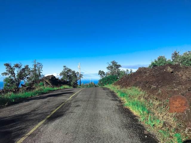 Sea Breeze, Ocean View, HI 96737 (MLS #642768) :: Song Team | LUVA Real Estate