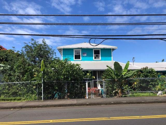 89 Kapiolani St, Hilo, HI 96720 (MLS #642784) :: Iokua Real Estate, Inc.