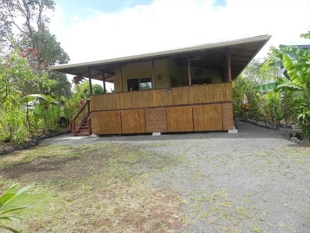12-7058 Nahokulele St, Pahoa, HI 96778 (MLS #642790) :: Song Team | LUVA Real Estate