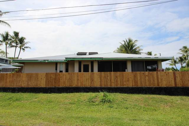15-116 E Puni Lapa St, Pahoa, HI 96778 (MLS #642822) :: Corcoran Pacific Properties