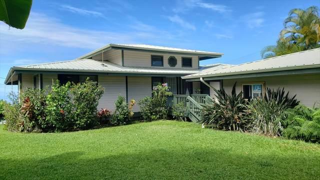82-796 Kamakani St, Captain Cook, HI 96704 (MLS #642826) :: Song Team   LUVA Real Estate