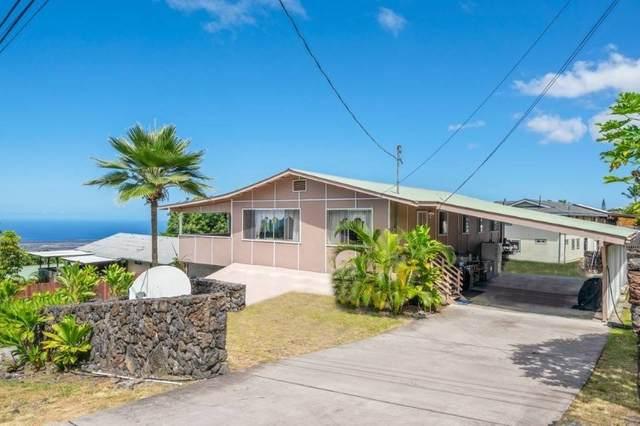 73-1103 Loloa Dr, Kailua-Kona, HI 96740 (MLS #642831) :: LUVA Real Estate