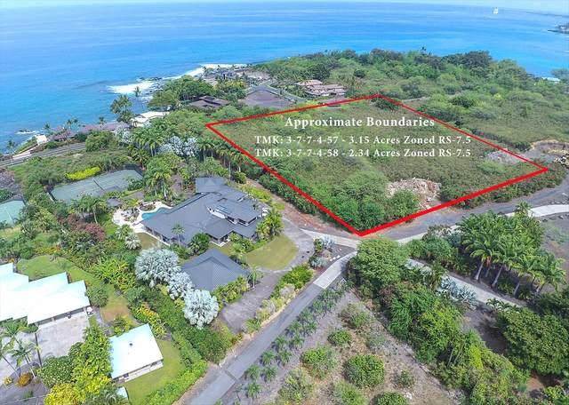 Alii Drive, Kailua-Kona, HI 96740 (MLS #642865) :: Aloha Kona Realty, Inc.