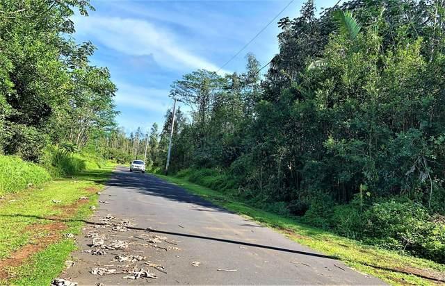 S Heepali St, Pahoa, HI 96778 (MLS #642900) :: Song Team   LUVA Real Estate