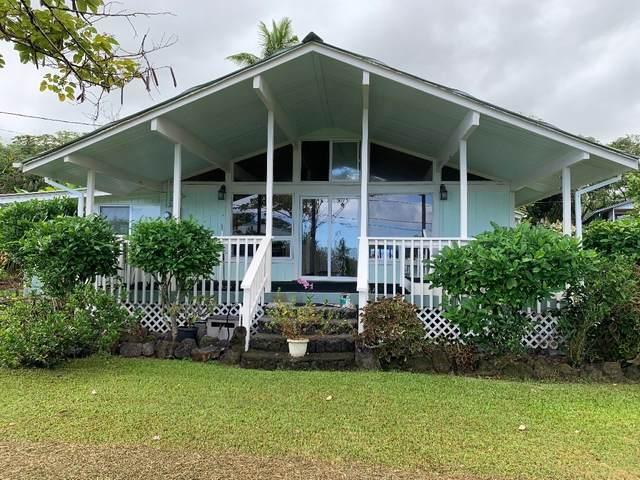 15-151 E Puni Lani St, Pahoa, HI 96778 (MLS #642909) :: LUVA Real Estate