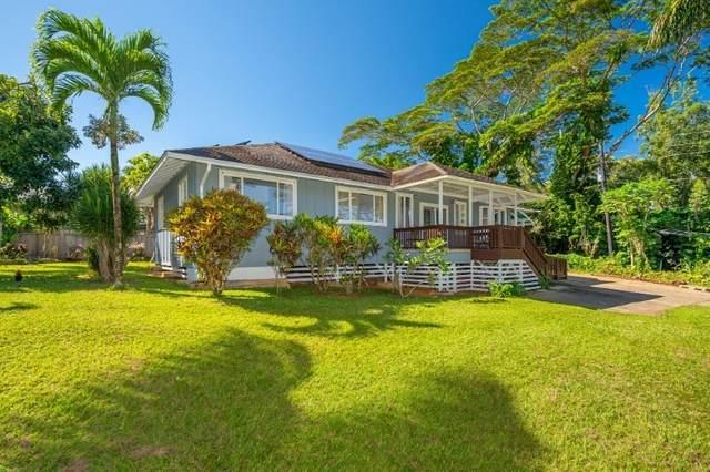 5981 Olohena Rd, Kapaa, HI 96746 (MLS #642919) :: Iokua Real Estate, Inc.