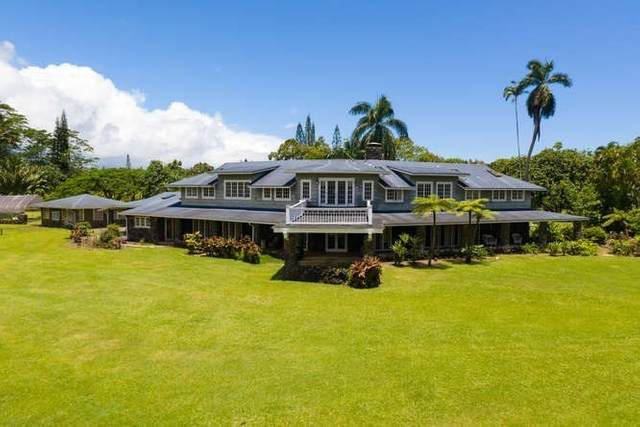 4591 Kuawa Rd, Kilauea, HI 96722 (MLS #642935) :: Kauai Exclusive Realty