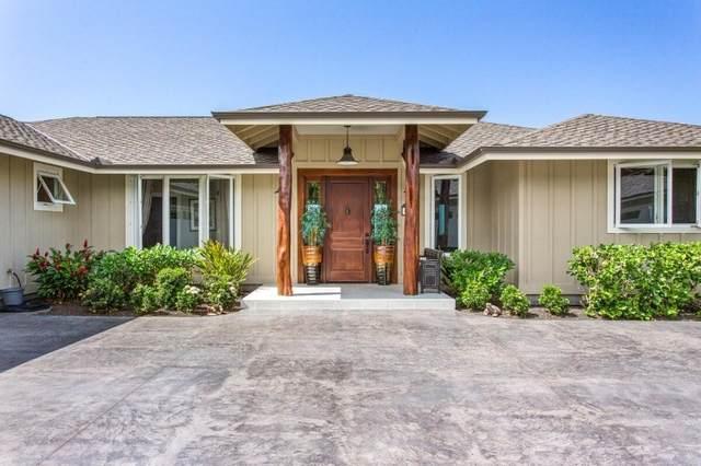 76-4319 Kekuanaoa Place, Kailua-Kona, HI 96740 (MLS #642937) :: Corcoran Pacific Properties