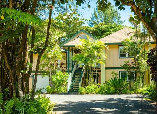 7366 Alealea Rd, Hanalei, HI 96714 (MLS #642962) :: Corcoran Pacific Properties