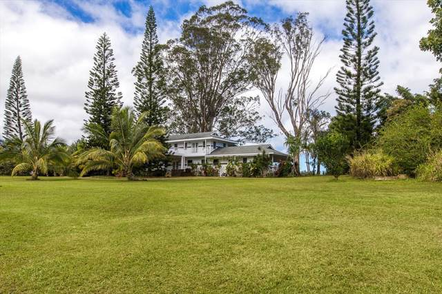 5150 Kahiliholo Rd, Kilauea, HI 96754 (MLS #642979) :: Iokua Real Estate, Inc.
