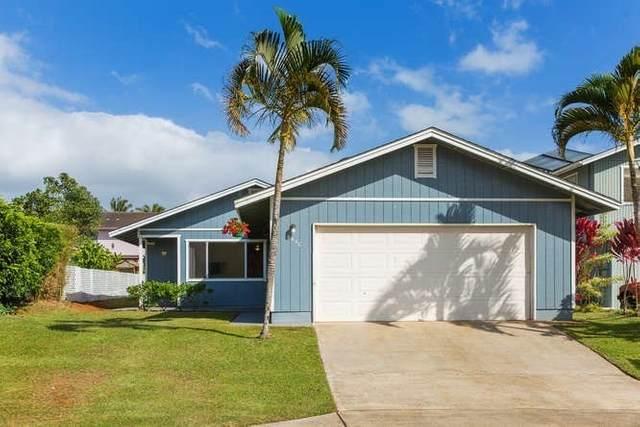 5440 Makaloa St, Kapaa, HI 96746 (MLS #643025) :: Corcoran Pacific Properties