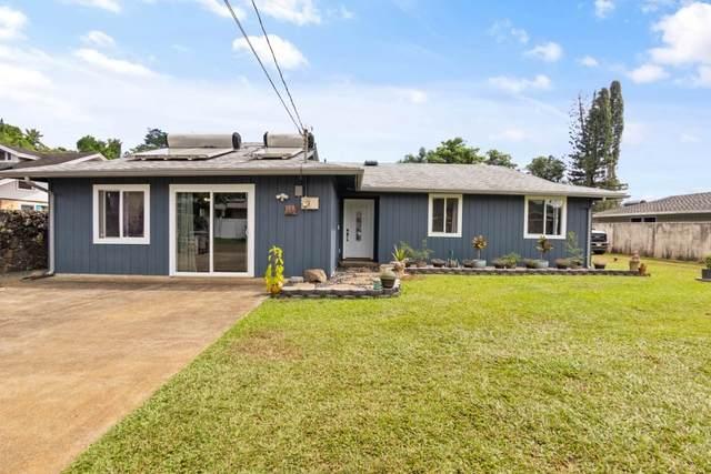 188 Lihau St, Kapaa, HI 96746 (MLS #643033) :: Iokua Real Estate, Inc.