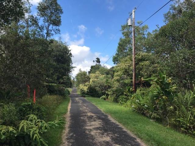 Road 1, Volcano, HI 96785 (MLS #643058) :: LUVA Real Estate