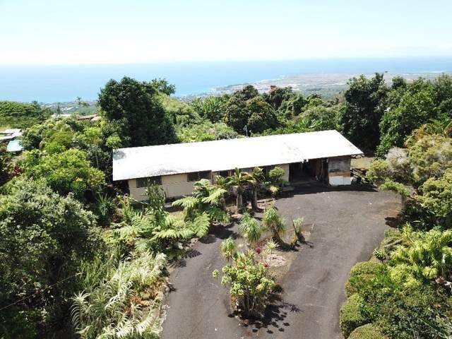 75-5540 Mamalahoa Hwy, Holualoa, HI 96740 (MLS #643088) :: LUVA Real Estate