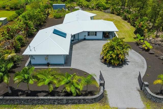 15-1445 11TH AVE, Keaau, HI 96749 (MLS #643093) :: Corcoran Pacific Properties
