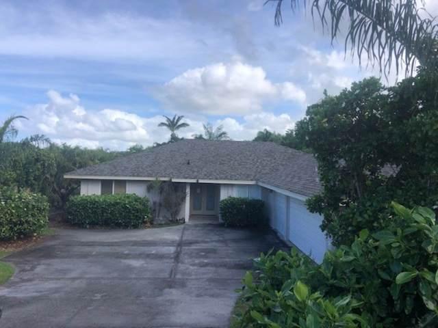 77-259 Holomakani St, Kailua-Kona, HI 96740 (MLS #643107) :: Team Lally