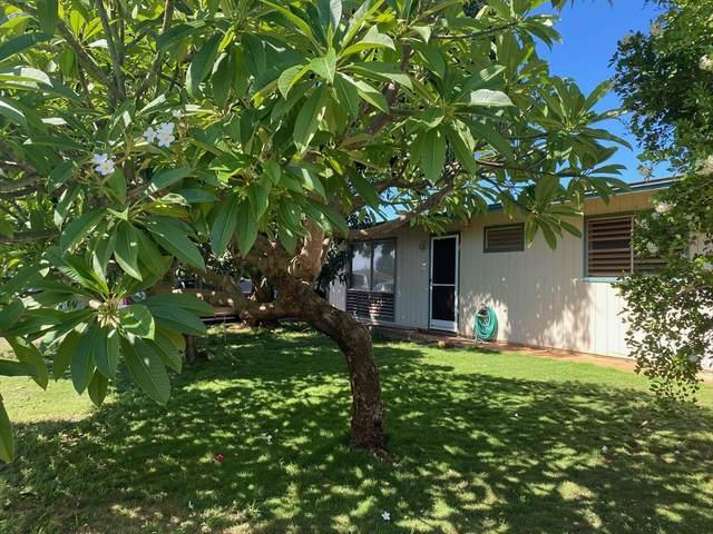 4589 Kawailoa St, Kekaha, HI 96752 (MLS #643117) :: LUVA Real Estate