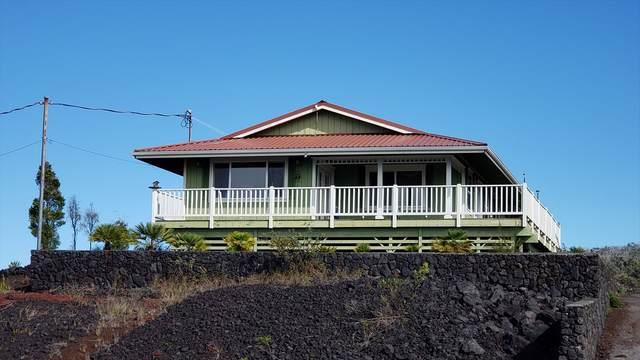 92-1885 Cocoanut Dr, Ocean View, HI 96737 (MLS #643131) :: Corcoran Pacific Properties
