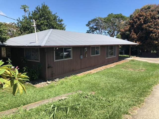 96-2946 Paauau St, Pahala, HI 96777 (MLS #643134) :: Iokua Real Estate, Inc.