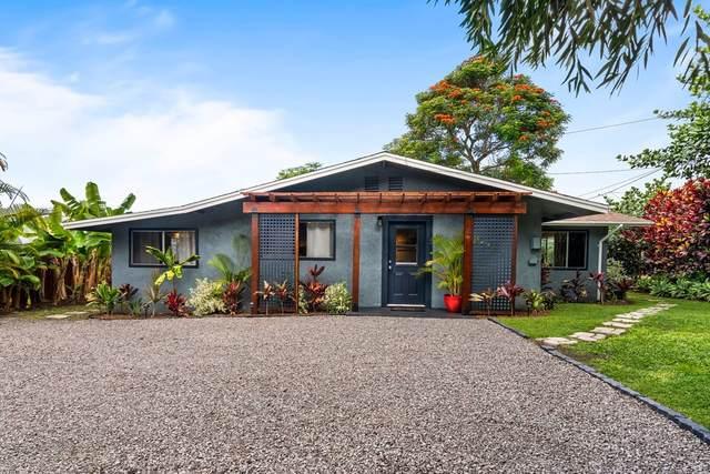 74-5080 Palani Rd, Kailua-Kona, HI 96740 (MLS #643156) :: LUVA Real Estate