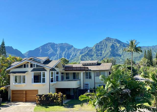 5111 Weke Rd, Hanalei, HI 96714 (MLS #643165) :: Aloha Kona Realty, Inc.
