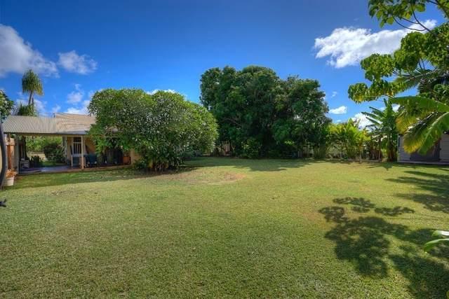 278 Eggerking Rd, Kapaa, HI 96746 (MLS #643166) :: Hawai'i Life