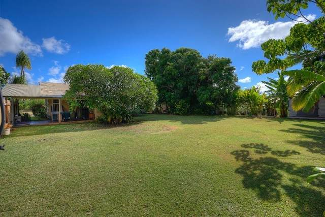 278 Eggerking Rd, Kapaa, HI 96746 (MLS #643166) :: Iokua Real Estate, Inc.