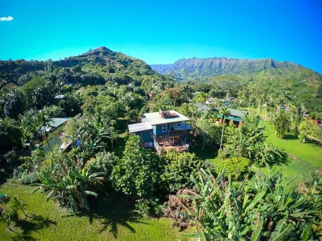 4634-A Ananalu Rd, Hanalei, HI 96714 (MLS #643192) :: Hawai'i Life
