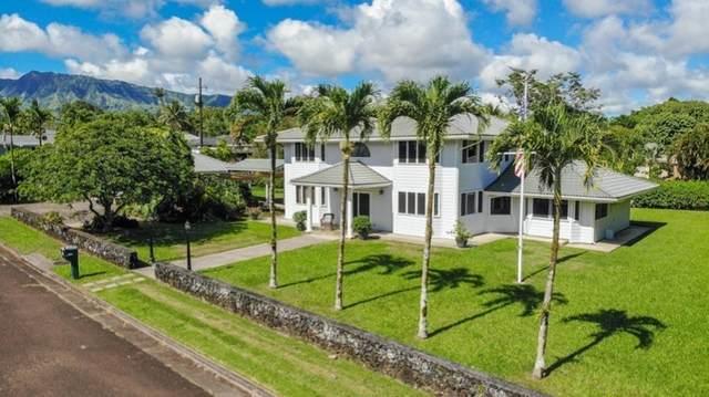 7030 Holopono Pl, Kapaa, HI 96746 (MLS #643200) :: Iokua Real Estate, Inc.