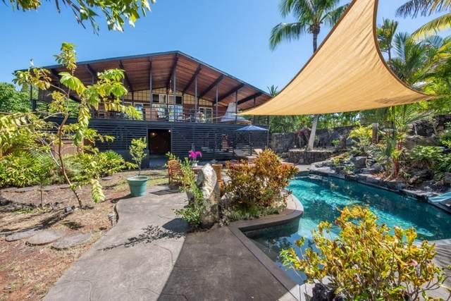 78-137 Holua Rd, Kailua-Kona, HI 96740 (MLS #643203) :: Iokua Real Estate, Inc.
