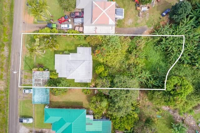 45-611 Mauna Loa St, Honokaa, HI 96727 (MLS #643206) :: Team Lally