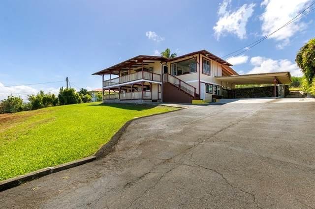 1315 Kahoa St, Hilo, HI 96720 (MLS #643221) :: Steven Moody