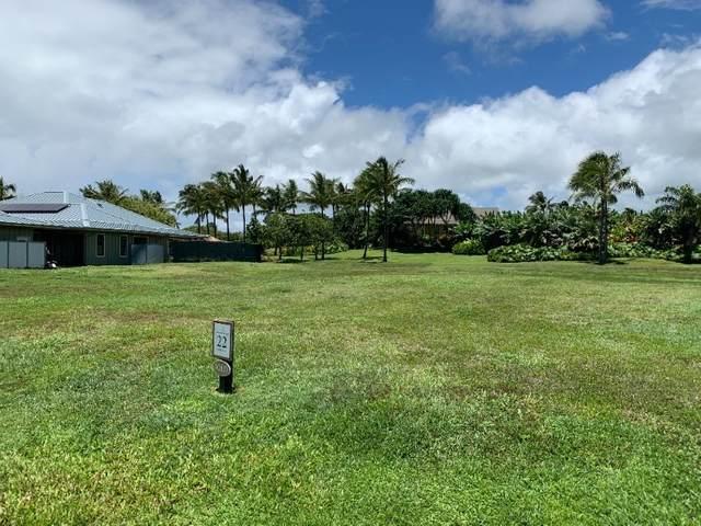 Lau Nahele St, Koloa, HI 96756 (MLS #643222) :: Corcoran Pacific Properties
