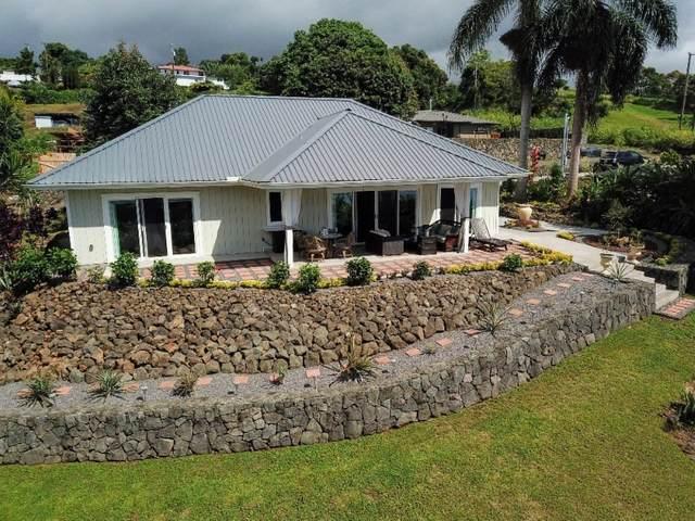 81-1097 Konawaena School Road, Kealakekua, HI 96750 (MLS #643227) :: LUVA Real Estate