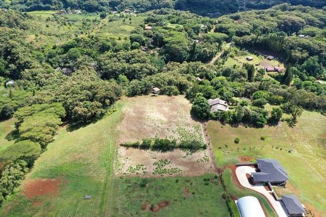 Kikala Rd, Kalaheo, HI 96741 (MLS #643236) :: Kauai Exclusive Realty