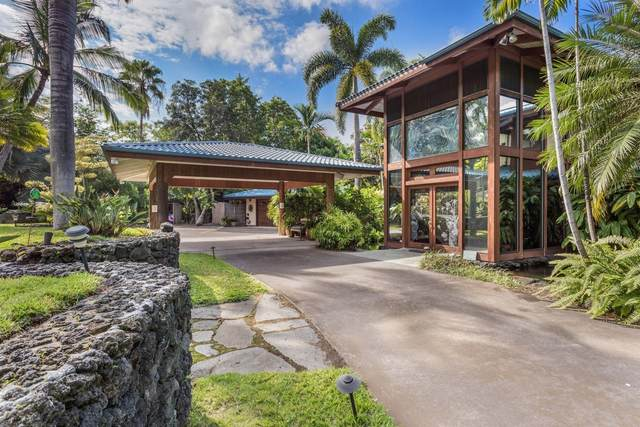 74-4958 Kiwi St, Kailua-Kona, HI 96740 (MLS #643266) :: Corcoran Pacific Properties