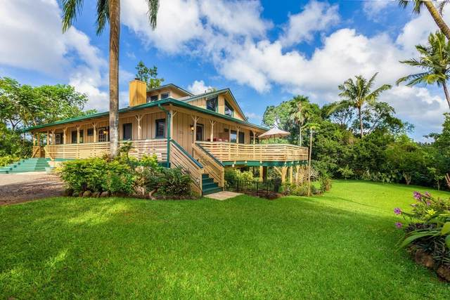 4429-A Kaluamakua Pl, Kilauea, HI 96754 (MLS #643269) :: Iokua Real Estate, Inc.