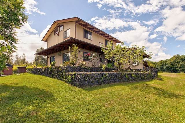 16-1006 40TH AVE, Keaau, HI 96749 (MLS #643286) :: Iokua Real Estate, Inc.