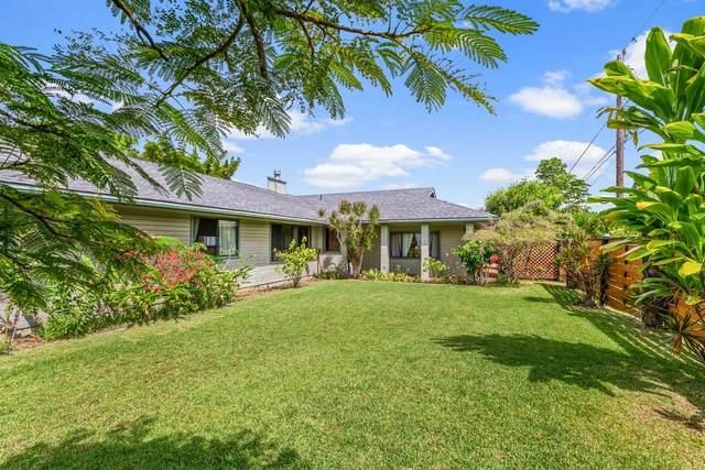 3323 Kalua Moa Rd, Koloa, HI 96756 (MLS #643292) :: Corcoran Pacific Properties