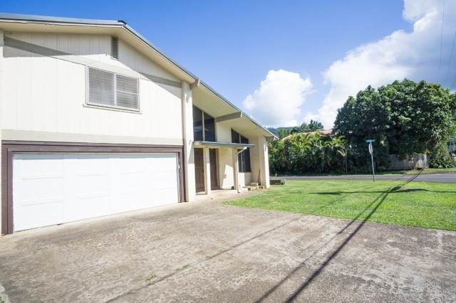4471 Aku Rd, Hanalei, HI 96722 (MLS #643324) :: Kauai Exclusive Realty