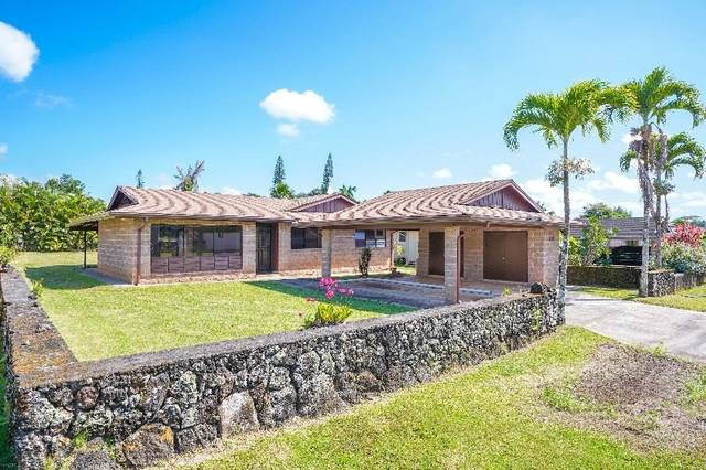 328 Molo St, Kapaa, HI 96746 (MLS #643347) :: Kauai Exclusive Realty