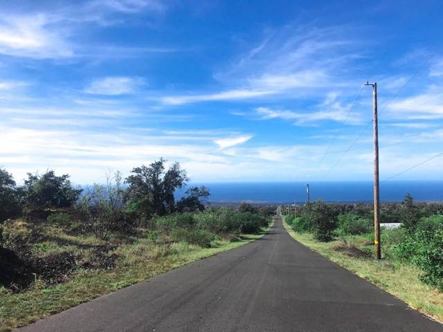 Hokulani, Ocean View, HI 96737 (MLS #643371) :: LUVA Real Estate