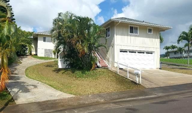 3585 Lilikoi Pl, Kalaheo, HI 96741 (MLS #643390) :: Iokua Real Estate, Inc.