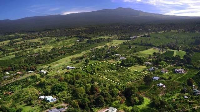 Address Not Published, Holualoa, HI 96725 (MLS #643404) :: LUVA Real Estate