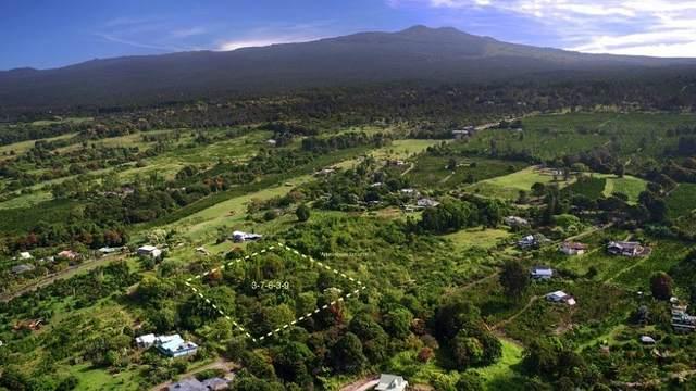 76-5880 Maluhia Rd, Holualoa, HI 96725 (MLS #643416) :: LUVA Real Estate