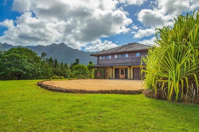 2895-F Kamookoa, Kilauea, HI 96754 (MLS #643426) :: Iokua Real Estate, Inc.