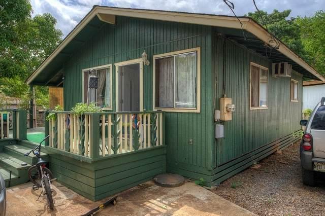 4909-E Menehune Rd, Waimea, HI 96796 (MLS #643446) :: LUVA Real Estate
